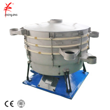 Can be integrated into existing installations vibrating sieve