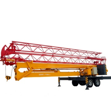 tower crane can easy to use