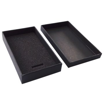 rigid boxes packing paperboard lid and base box