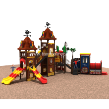 Amusement Park Playground Equipment Play Station