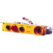 PB84 Yellow Inspection Box , Elevator Component  Parts