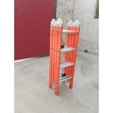 factory direct aluminum multipurpose ladder