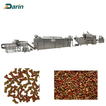 Hot Sale Pet Food Extruding Machinery
