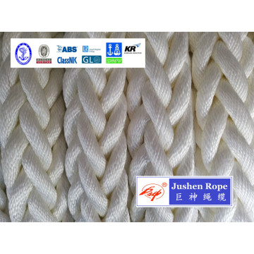 Nylon 8/12-Strand Ship Mooring Rope