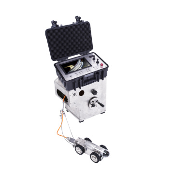 Sewer Pipe Weld Inspection Camera Tool