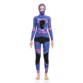 Seaskin Women's Two Pieces Spearfishing Wetsuit Set