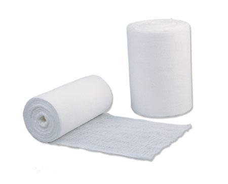 Comfortable Medical Absorbent 100% Cotton Gauze Roll