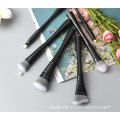 9 Pieces Small Waist Makeup Brushes With Bag