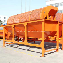 Soil Screening Equipment Rotary Trommel Screen For Sale