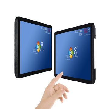 Black 27 inch win10 tablet