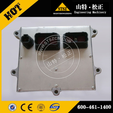 Controller For Komatsu Loader WA470-6 parts 600-461-1400