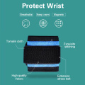 Waterproof sport antistatic wrist band support brace