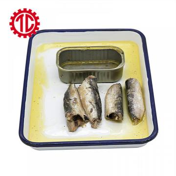 Sardine In Sunflower Oil Canned 125g