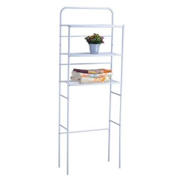 Barthroom rack -white painting