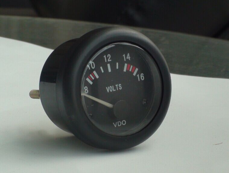 Engine Voltmeters VDO brand Shantui bulldozer electrical parts D2140-03200