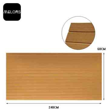 Melors Marine Boat Decking EVA Faux Teak Sheet