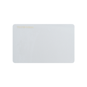 125KHZ EM4100 Card Hotel Key Rewritable Blank Cards