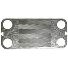 titanium plate heat exchanger plate for sea water
