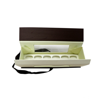 Cosmetic Makeup Gift Luxury Mirror Cardboard Eyeshadow Box