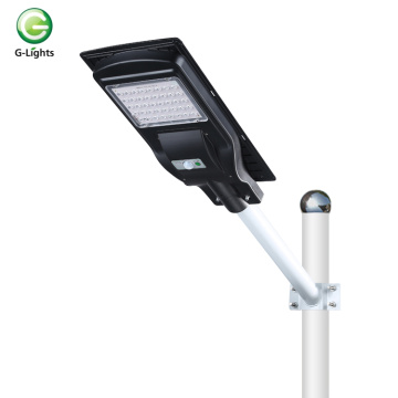 High lumen outdoor ip65 40w solar street light