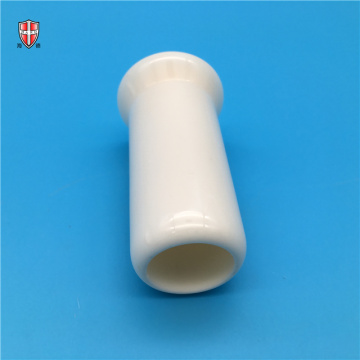 custom made insulating glaze alumina ceramic parts