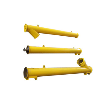 high quality cement silo screw conveyor accessories