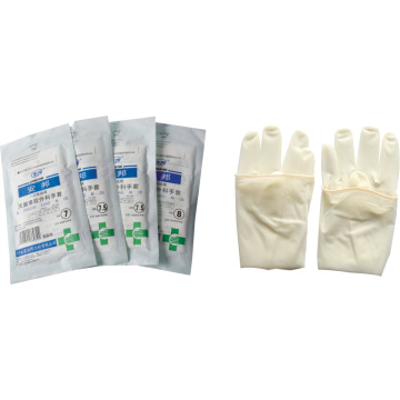 Medical Latex Sterile Disposable Surgical Gloves