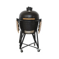 Outdoor 21 Inches Charcoal Ceramic Kamado Grill