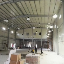 Prefab Steel Structure Warehouse Buildings Fabrication