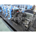 steel tube machine