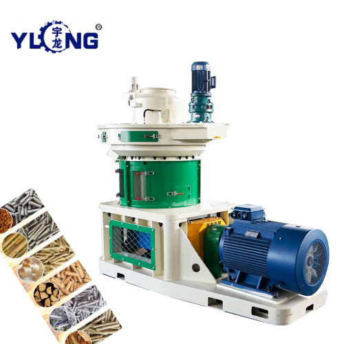 1-1.5/h Activated Carbon Pellet Making Machinery