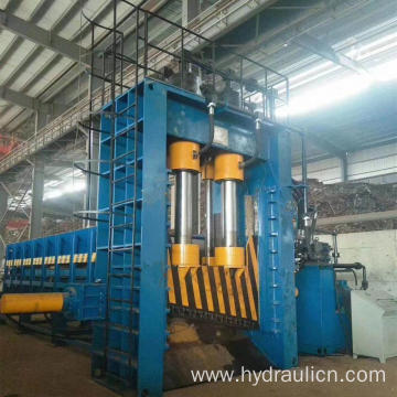 Heavy-Duty Steel Rebar Pipe Tube Plate Cutting Shear
