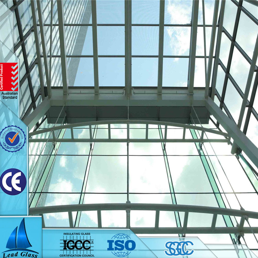 Reflective Insulated Architectural Construction Glass Price