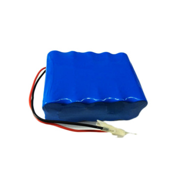 18650 1S10P 3.7V 33500mAh Lithium Ion Battery Pack