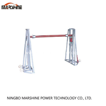 Great Loading Capacity Hydraulic Reel Elevator
