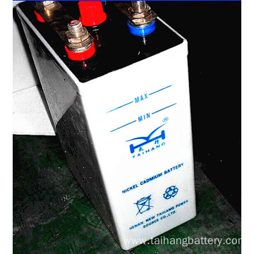 400ah battery high rate nicad battery KPH400