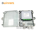 1X8 SC PLC Splitter Fiber Optic Nap Box