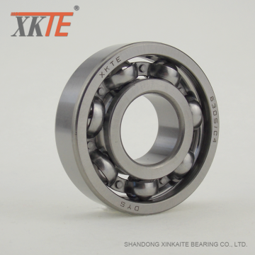 Ball Bearing For Inclined Belt Conveyor Roller Parts
