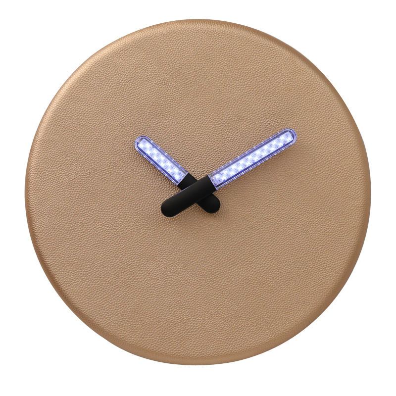 Lighted Wall Clock