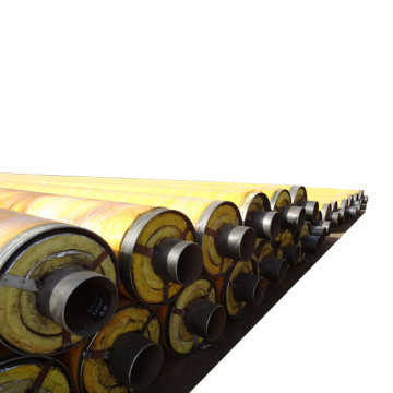 Carbon Steel Direct-buried Composite Insulation Steam Pipe