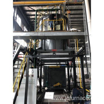 Aluminum Alloy Rapid hardening Gas Furnace