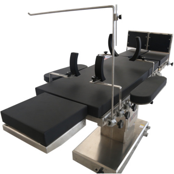 Electric multifunctional operating table