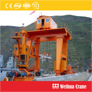 Two-way Dam Top Gantry Crane