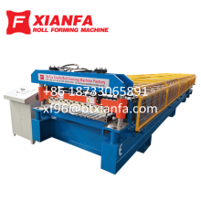 TS1004 Metal Roll Forming Machine for Silo