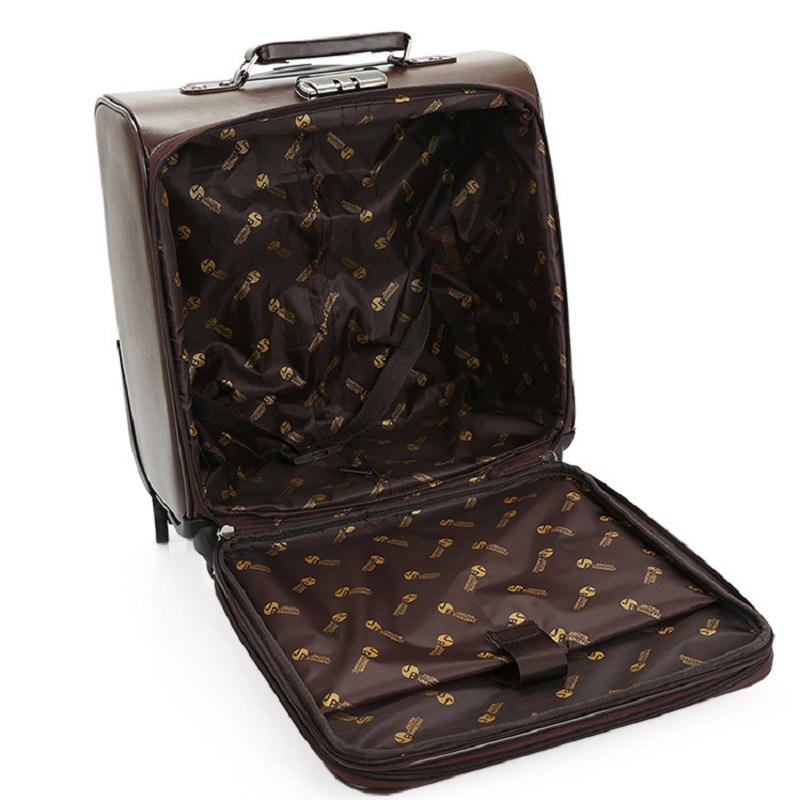 Pu Travel Luggage