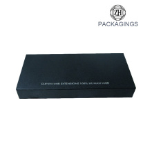 Luxury magnetic folding packaging box for hair