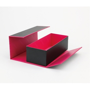 Custom Printed Folding Magnetic Closure Cardboard Box