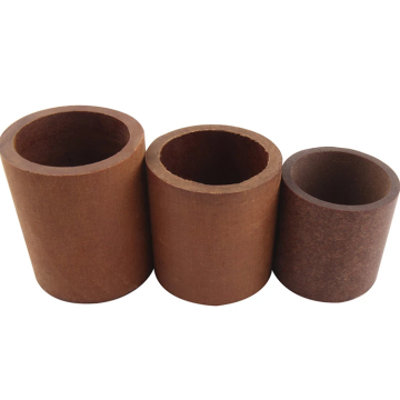 Phenolic Cotton Cloth Laminated Tube Winding Insulation