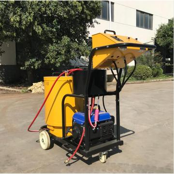 Asphalt crack sealing machine with YAMAHA engine