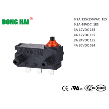 New Design Dustproof Subminiature Micro Switch